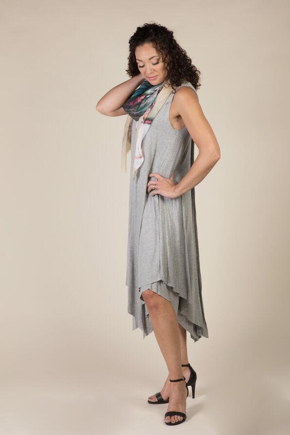 Melody Dress, Grey, original image number 4