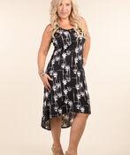 Vacay Ready Dress, Black, original image number 4