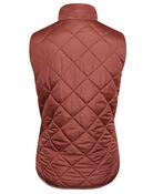 Reversible Sherpa Vest, Red, original image number 1