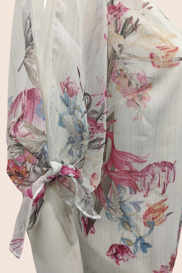 Sparkling Cold Shoulder, Pink, original image number 1