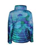 In the City Reversible Jacket with Hidden Hood, Blue, original image number 2