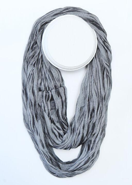 Infinity Fashion Scarf, , original