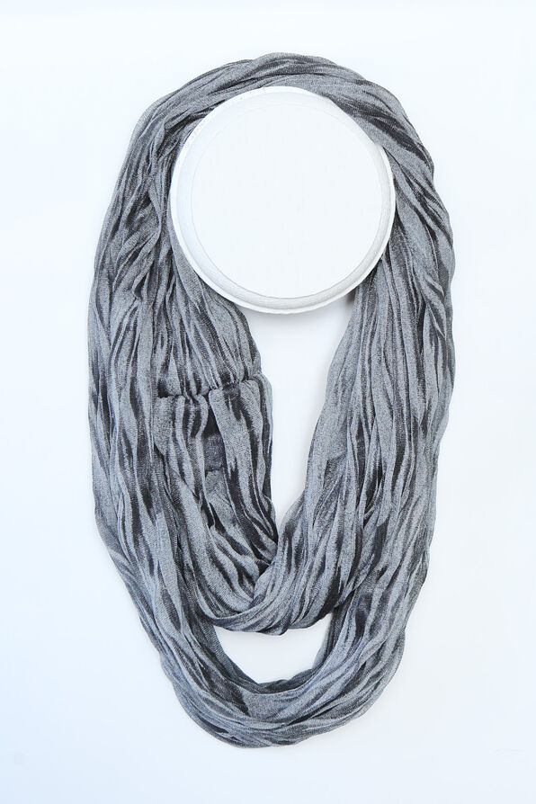 Infinity Fashion Scarf, , original image number 1