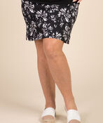 Muse Golf Skort, Black, original image number 0