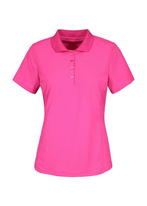 Golf Performance Short Sleeve Top, Pink, original