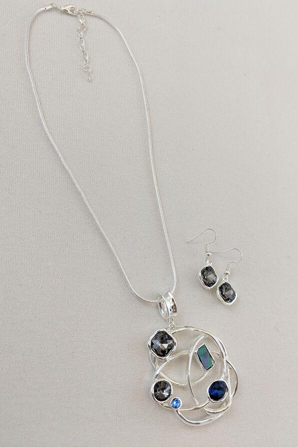 Untwined Gems, Blue, original image number 0