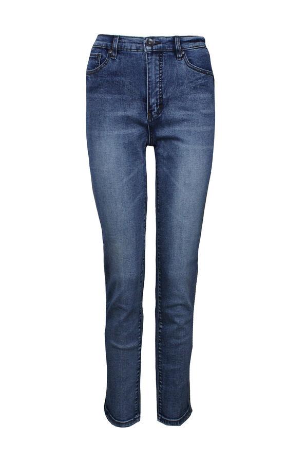 Brooke 5 Pocket High Rise Ankle Jean, , original image number 0