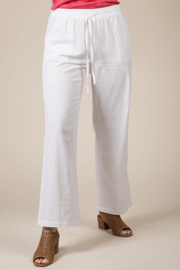 Linen Pants, , original image number 0