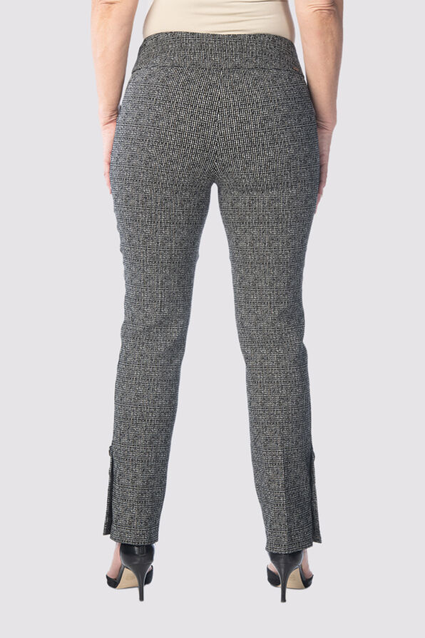 Enhancing Tummy-Control Luxe Pants, Black, original image number 2