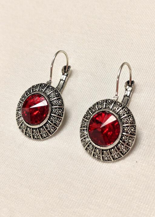 Vintage Charm Earrings, , original
