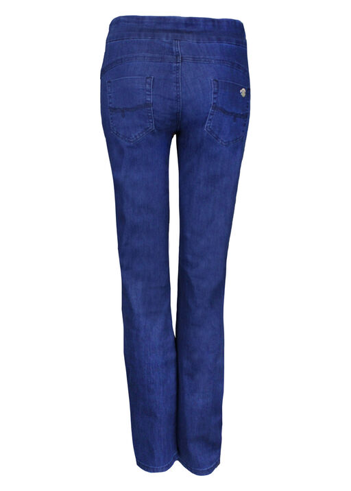Simon Change Pull On Jean, Blue, original