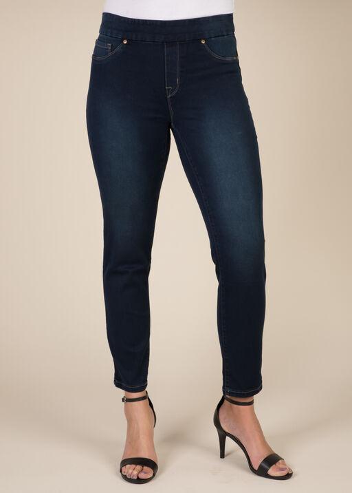 Pull On Denim Jean, , original