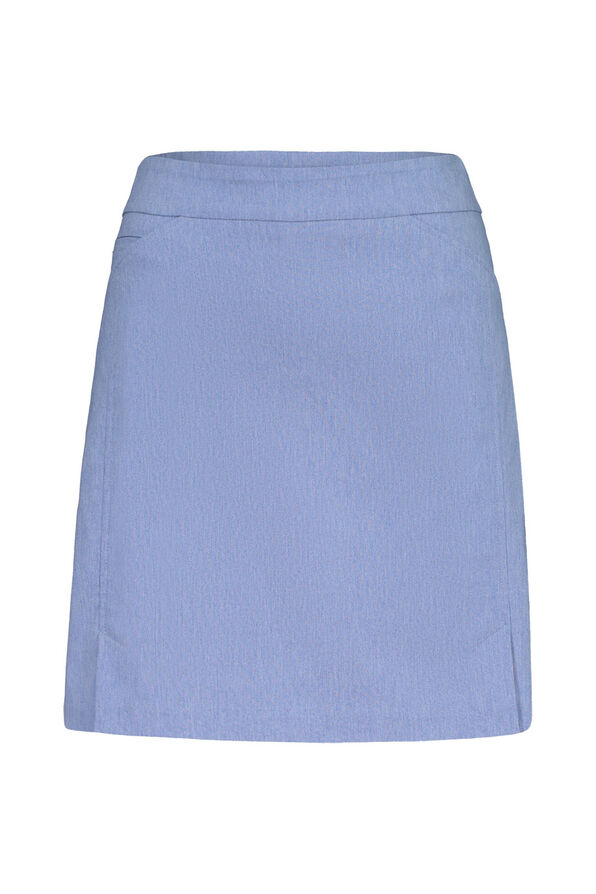 Pull On Golf Skort , Indigo, original image number 0