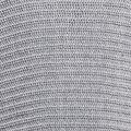 Knit Poncho Cardigan, Grey, swatch