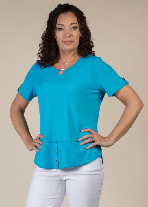 Simply Studded T Shirt, , original