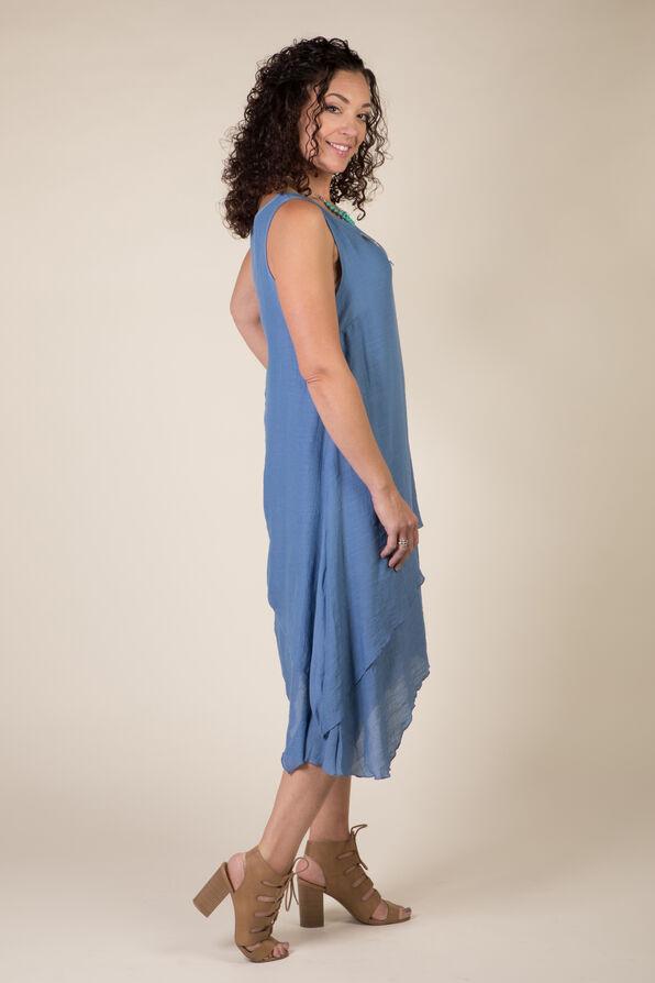 Essence Dress, Blue, original image number 2