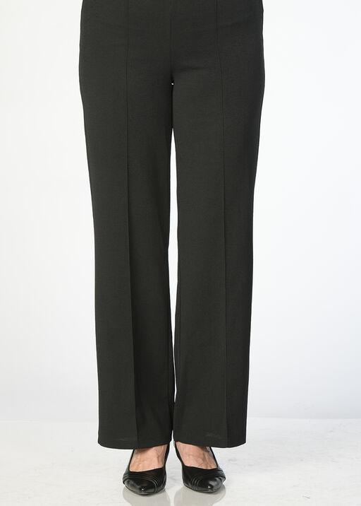 Perfect Pintuck Pants, Black, original