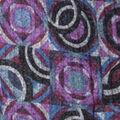 Cowl Neck Textured Top, Lavender, swatch
