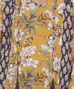 Rosaline Tassel Top, Yellow, original image number 2