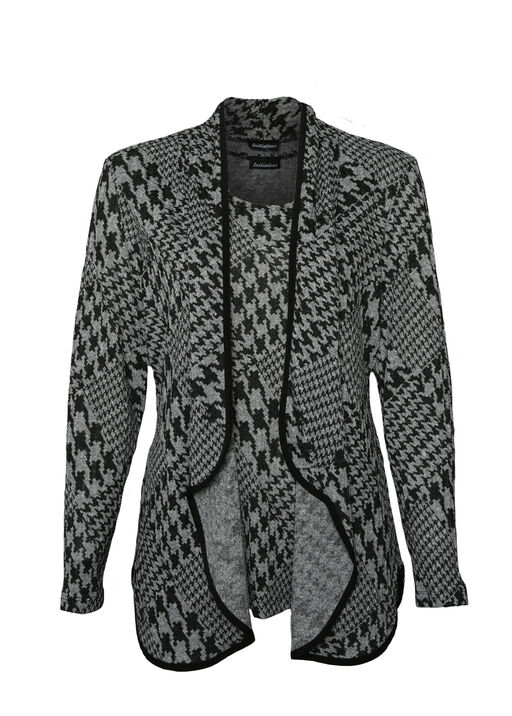 Houndstooth Twinset, , original
