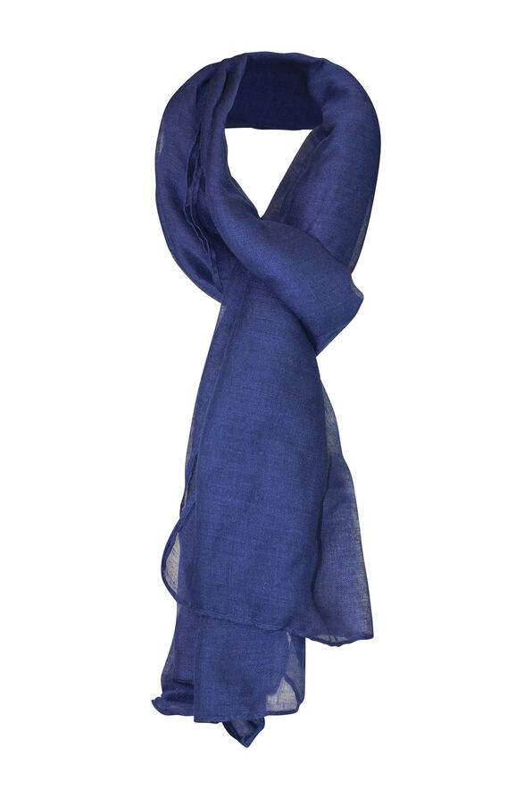 Solid Colour Rectangle Scarf, , original image number 7
