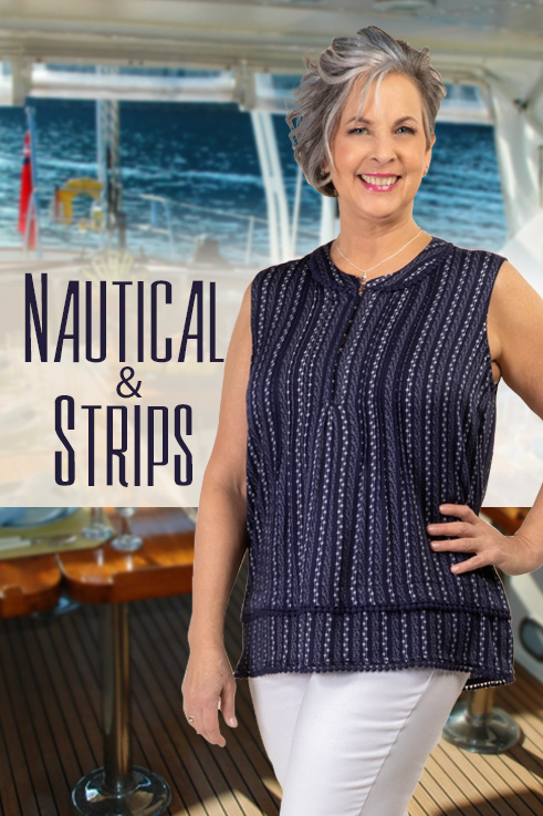 Nautical and Stripe